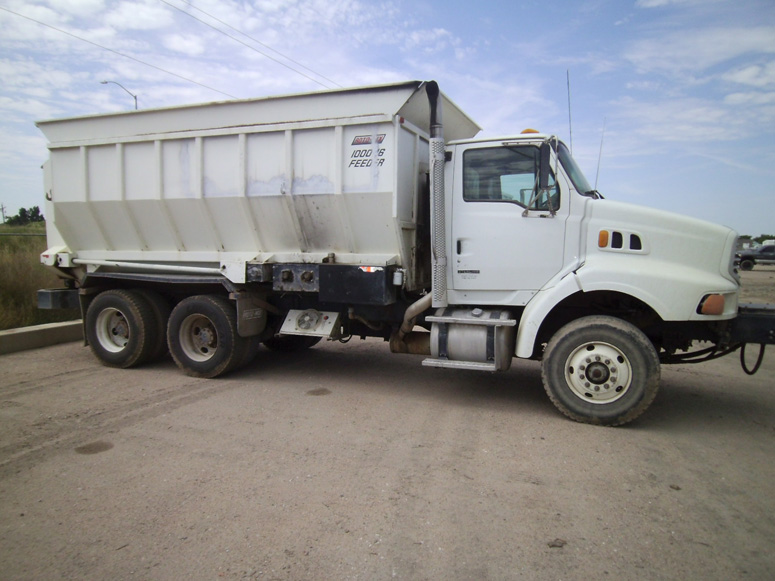 03653 Used Truck Unit