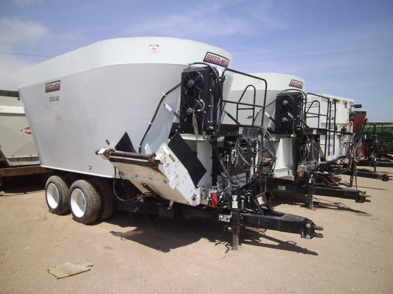 08565 Used Trailer Unit