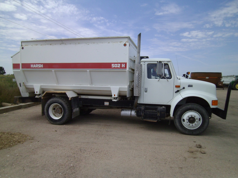 03664 Used Truck Unit