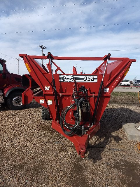 A0041 Used Bale Processor