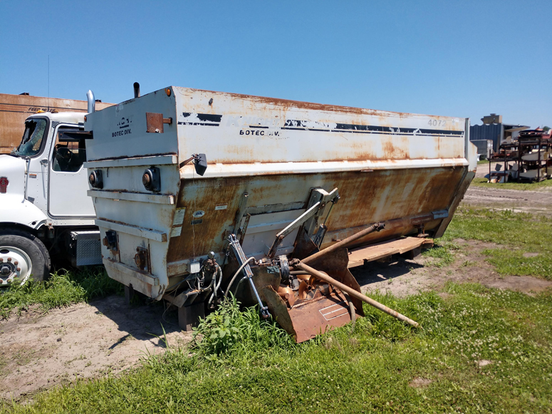 03428 Used Trailer Unit
